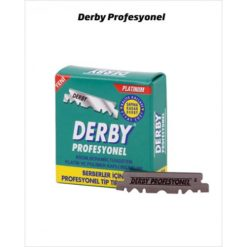 Derby Razor Cut Blades - Blue
