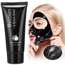 Suction Black Mask