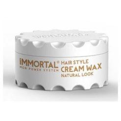 IMMORTAL NATURAL LOOK HAIR WAX