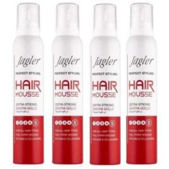 Jagler hair mousse