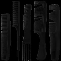 Comb Set 5 pcs