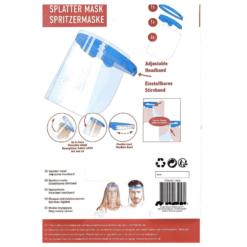 Plastic Protective Face Shield