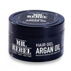 Mr. Rebel Hair Gel Argan