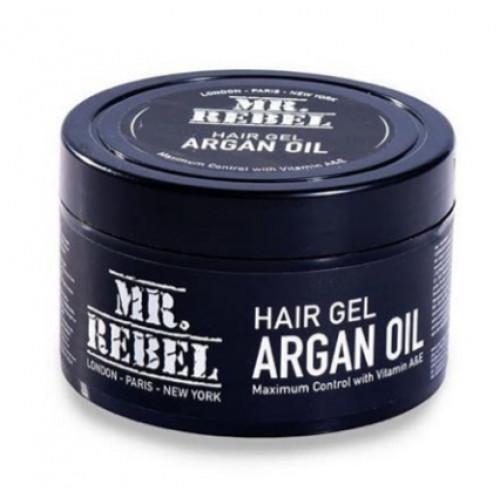 Mr. Rebel Hair Gel Argan