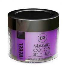 Black Red Magic Color Styler Hair Wax