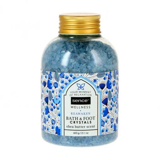 Sence Wellness Crystals Shea Butter