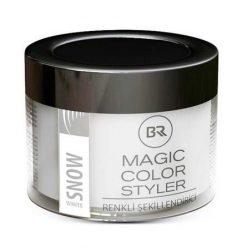 Black & Red Magic Color Hair Wax